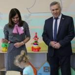 В Тюмени открылся детский сад, построенный в рамках нацпроекта «Демография»