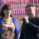 Николай Брыкин посетил Казанский район