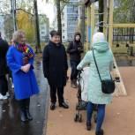 В столице Коми завершили основной этап благоустройства парка в микрорайоне Строитель