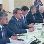 Валерий Лидин принял участие в заседани Совета при полномочном представителе Президента РФ в ПФО