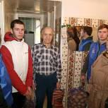 Активисты партпроекта «Российское село» в Луховицах обеспечили ветеранов овощами