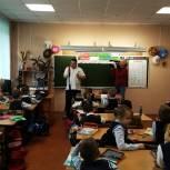Михаил Диктованный провёл «Урок доброты» в химкинской школе