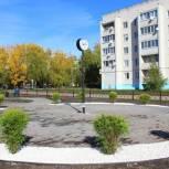 «Городская среда»: в Ртищево завершено благоустройство сквера «Сиреневый»