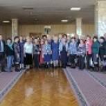 «Единая Россия» и «Пенсионеры России» подписали соглашение о сотрудничестве