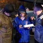 Люберецкие молодогвардейцы проводят сбор подписей против «наливаек»