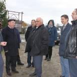 Алексей Баранов принял участие в рабочей поездке губернатора Сергея Ситникова в Парфеньевский и Антроповский районы