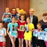 Семья с восемью детьми из Армизона переедет в новый дом в конце года