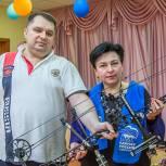 Михаил Диктованный провел «Урок доброты» в звенигородском детском саду «Матрешка»