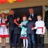 Состоялось торжественное открытие Новоизамбаевского сельского Дома культуры после ремонта