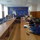 В Шацке организовали круглый стол в рамках партпроекта «Старшее поколение»