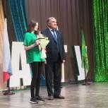 Владимир Сидоров вручил награды активистам студенческих сельхозотрядов
