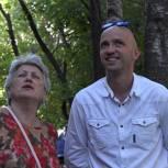 Химкинский депутат проконтролировал вопрос опиловки деревьев по просьбе жителей