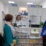 Химкинские сторонники Партии проверили аптеки на наличие маркировки лекарственных препаратов
