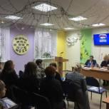 Оксана Черкашина: «Мы ежедневно слышим положительные отзывы об изменениях, которые происходят в нашем районе»