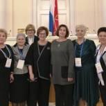 XXV юбилейная международная женская конференция «Восток и Запад встречаются в Санкт-Петербурге» прошла в северной столице