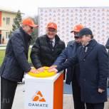 В Нижнем Ломове открыты новый элеватор и комбикормовый завод