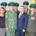 Церемония посвящения в кадеты прошла в Кулунде