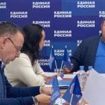 Николай Панков: Задача руководителя фракции объединить депутатов для решения волнующих людей вопросов