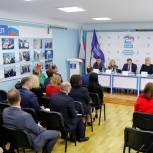 Крымские единороссы обсудили реализацию партпроектов в Крыму