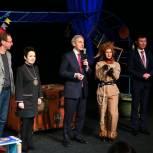 В Тобольске отметили день рождения Конька-Горбунка