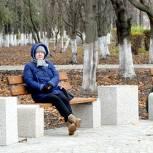 В Новомичуринске завершилась реконструкция парка на проспекте Смирягина