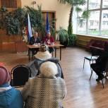 Более 120 вопросов рассмотрели партийцы Павловского Посада в рамках работы выездной приемной