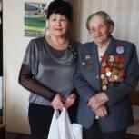 Роза Ризатдинова поздравила ветерана