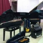 Детская музыкальная школа города Вуктыла получила новое оборудование