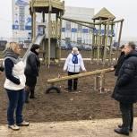 Владимир Гольберт в Зарайске проверил реализацию партпроекта «Детский спорт»