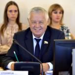 Владимир Столяров поздравил членов общества глухих с 75-летием со дня образования организации