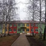 В поселке Александро-Невский завершается ремонт детсада