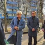 Владимир Жук взял на контроль решение вопроса о беспрепятственном выходе из дома девочки-инвалида в Бронницах