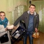 Луховицкое отделение «Единой России» подарило многодетной семье газовую колонку