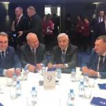 Валерий Лидин принял участие в заседании экспертного совета Партии