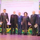 В Рязанском районе чествовали лучших представителей АПК