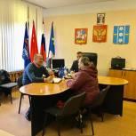 В ноябре в общественную приемную партии «Единая Россия» в городском округе Кашира обратились почти два десятка человек