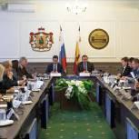 Состоялось второе заседание рабочей группы по обращению с ТКО