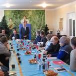 Михаил Кривцов встретился с активными жителями Алешинского и Пионерского сельских поселений
