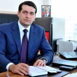 Александр Прокопьев провел прием граждан в преддверии Дня рождения Партии