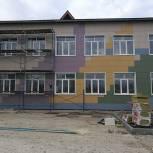 В Кораблинском районе продолжается строительство школы