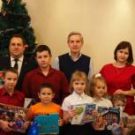 Артюхов: Помощь многодетным семьям — в приоритете у единороссов
