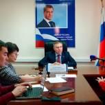 А. Варфоломеев: Обращения граждан найдут разрешение в соответствии с действующим законодательством