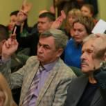 Единороссы Ишима обсудили социально-экономическое развитие города