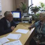 Депутат Государственного Совета Чувашской Республики Сергей Мельников провел прием граждан в Порецком районе и посетил семьи, воспитывающие детей с ограниченными возможностями