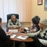 Депутату Госдумы предложили проработать внесение изменений в закон об оказании медицинской помощи в школах