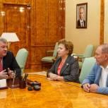 Сергей Гапликов поблагодарил депутатов Госсовета Коми за совместную работу в принятии закона о республиканском бюджете