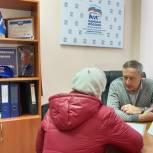 Жители Саратова и Энгельса получили необходимую помощь и консультации в приемных «Единой России»