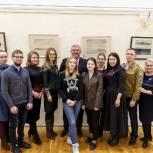 Сергей Гапликов встретился с победителями грантового конкурса молодёжных инициатив
