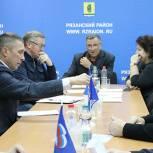 В районах обсуждают итоги XIX Съезда партии