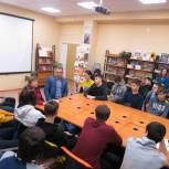 В рамках всемирной недели предпринимательства в Сосногорске прошел круглый стол